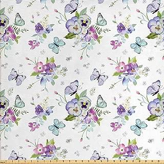 Best dogwood flower fabric Reviews