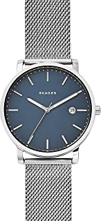 Skagen Men's SKW6327 Hagen  Stainless Steel Mesh Watch