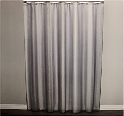 "Saturday Knight 70"" x 72"" Mystic Stripe Fabric Bathroom Shower Curtain"