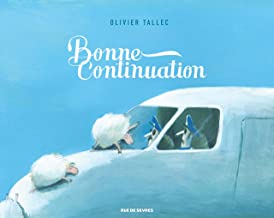 Bonne continuation (BD ADO-ADULTES) (French Edition)