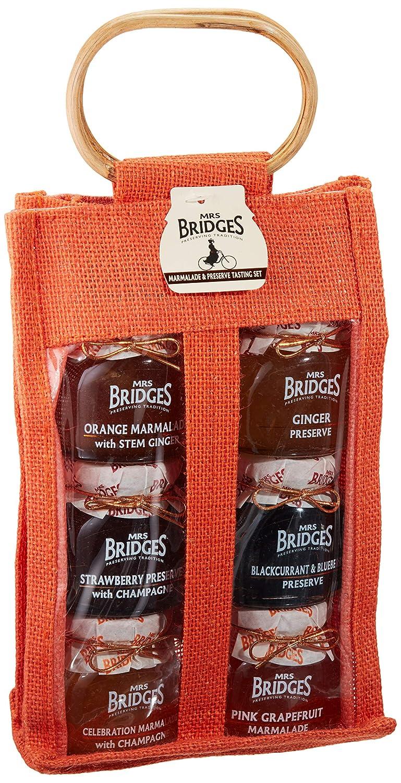 Mrs High quality Bridges Marmalade Preserve Tasting Set Ranking TOP18 6 Jars Ounce x 4