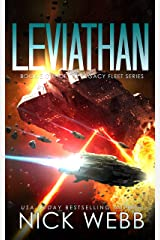 Leviathan: Book 8 of the Legacy Fleet Series Kindle Edition