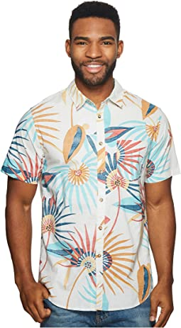 Billabong - Sunday Floral Short Sleeve Shirt