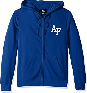 Top of the World Air Force Falcons Men's Lightweight Full Zip Hoodie, X-Large
