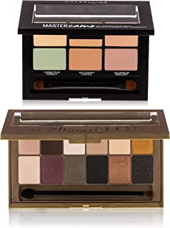 Maybelline New York Master Camo Color Correcting Kit - The 24k Nudes