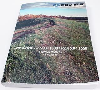 Best polaris rzr parts manual Reviews