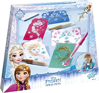 Totum Disney Frozen Spraypens, Multi-Colour, 680241