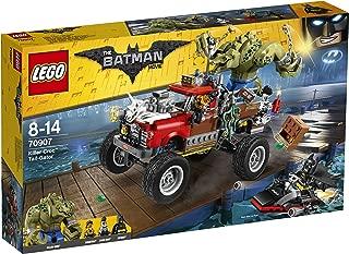 COMIC / SUPERHERO|JUSTICE LEAGUE Lego Batman Killer Croc Tail-Gator
