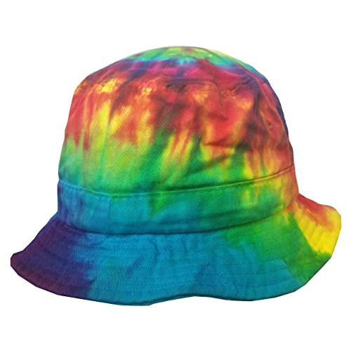 02f76579165 Colortone Adults   Kids Tie Dye Bucket Hats