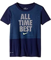 Nike Kids - All Time Best Dri-Fit Tee (Little Kids)