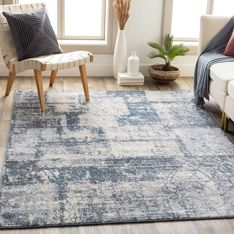 Artistic Weavers Lagan Slate Area x 6'7