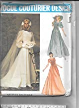Vogue Couturier Design 1155 Misses Bridal, Wedding Gown, Bridesmaid Formal Dress Vintage Sewing Pattern, Check Listings for Size