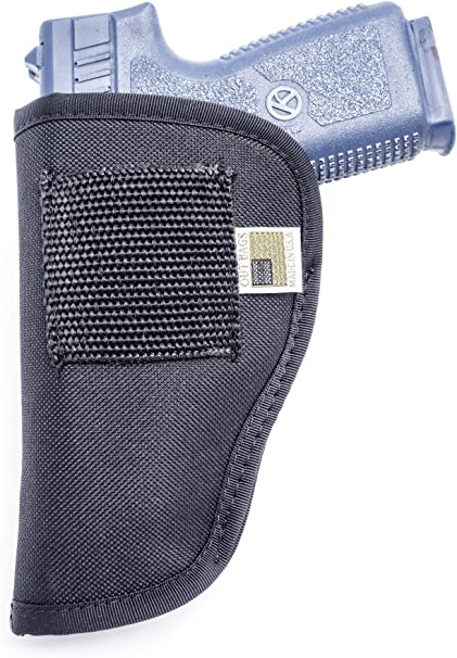 """Ruger SP101 2/""""OUTBAGS Nylon AIWB Appendix Conceal Carry Holster MADE IN USA"""