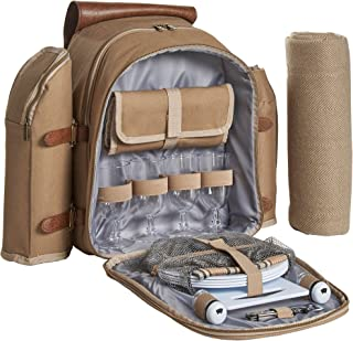 picnic backpack for 4 next