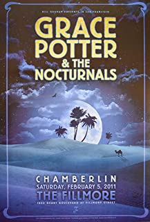 grace potter and the nocturnals poster