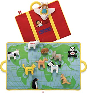 North American Bear Company World Activity Mat