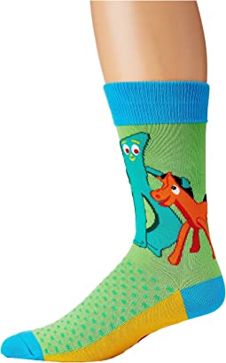 Socksmith - Gumby and Pokey
