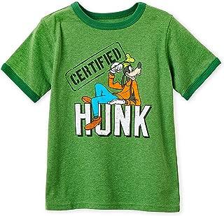 Goofy Ringer T-Shirt for Boys Multi