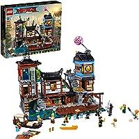 LEGO 70657 Ninjago Movie City Docks Building Kit (3553-Piece)