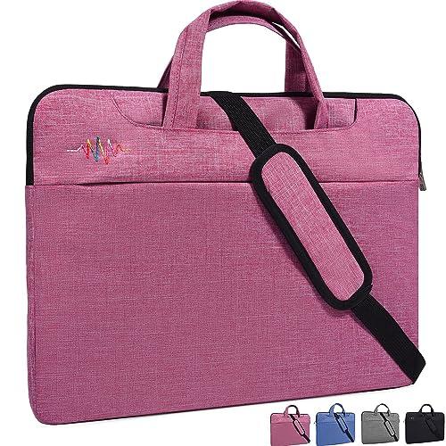15-15.6 Inch Laptop Bag,Girl/Lady Simplicity Stylish Notebook Messenger Shoulder Bag
