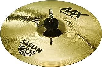 sabian aax 10 splash cymbal
