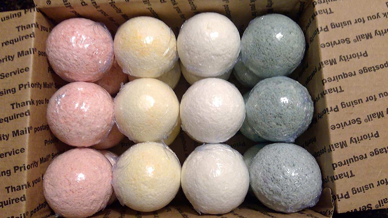 Japan Maker New Free shipping 12 Large Bath Bombs-4oz