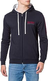BOSS Men's Authentic Jacket H Hooded Sweatshirt