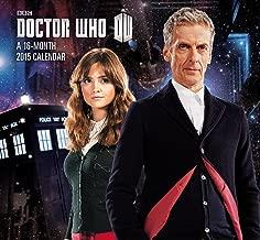 Doctor Who Mini Calendar (2015)