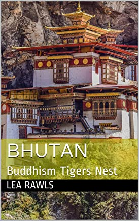 Bhutan: Buddhism Tigers Nest (Photo Book Book 32) (English Edition)