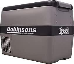 Dobinsons 4x4 40L 12V Portable Fridge Freezer, Includes Free Insulating Cover Bag