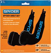 Spyder 100234 Grout-Out Multi Blade