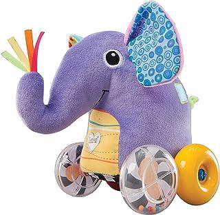 Lamaze Push Along Peanut The Elephant Stuffed Animal Toy - LC27235