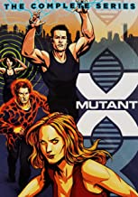 Mutant X: The Complete Series Collection