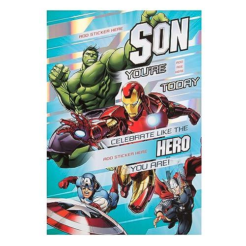 Son Birthday Card: Amazon.co.uk