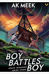 Boy Battles Boy (Space Invaders Book 3) Kindle Edition