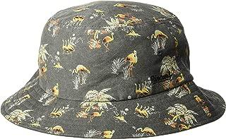 Rip Curl Men's Amigos Bucket Hat, Black, 1SZ
