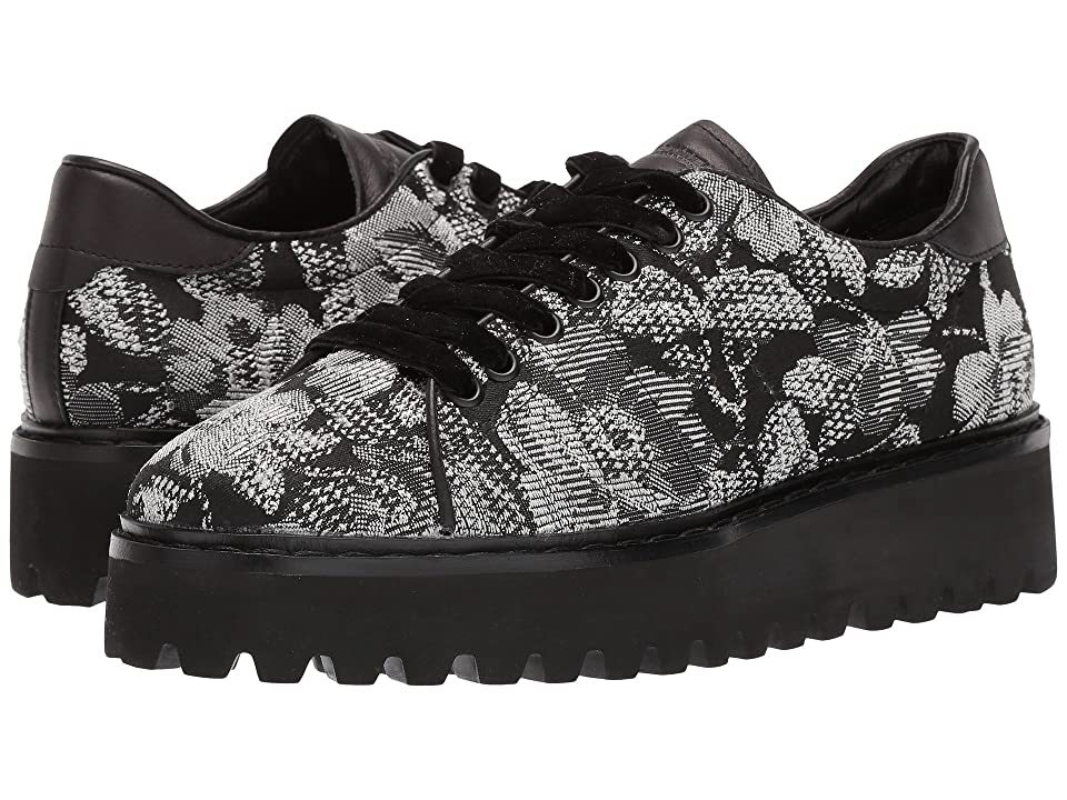 Kennel & Schmenger Hike Sneaker (Black Sequins) Women