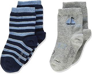Baby Girls Winnie-The-Pooh Anti-slip Ankle socks pack of 2 pairs 1-12 months