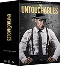 The Untouchables: The Complete Series Black & White