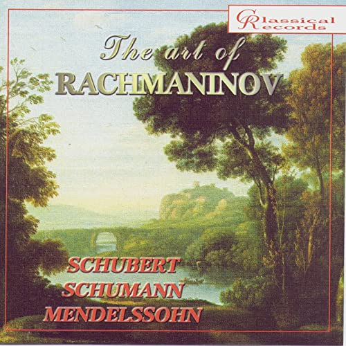 Spinning Song de Sergei Rachmaninoff, Fritz Kreisler en Amazon ...