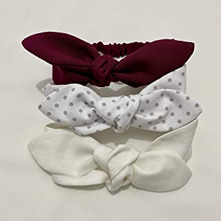 Diadema para bebé y niñas de algodón - personalizadaDia