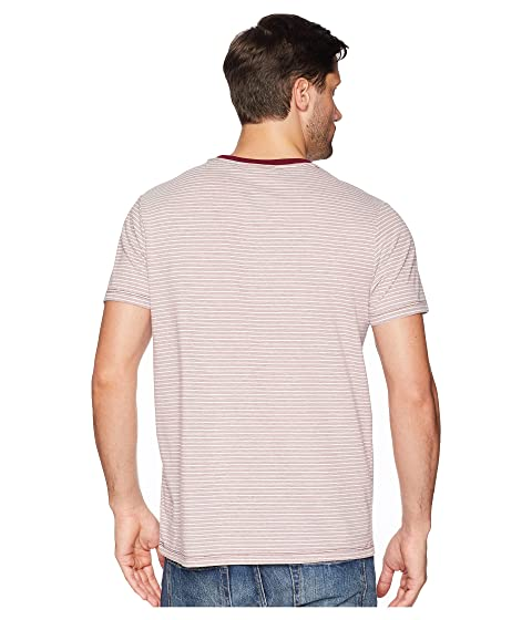 Online Perry Ellis Abstract Print T-Shirt Rhododendron Cheap Sale Online Cheap Sale Newest XxBVNY