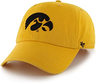 47 NCAA Mens Clean Up Adjustable Cap One-Size.