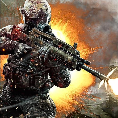 Frontline Battlefield Commando 2017