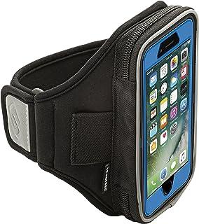 Sporteer Velocity V6 sportarmband för iPhone X, iPhone 8, iPhone 7/6S, Galaxy S8 Active, Galaxy S8, S7, S7 Edge, Google CI...
