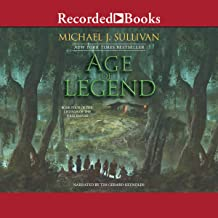 age of legend book