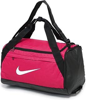 Brasilia Duffel Bag Small Rush Pink/Black/White Size Small
