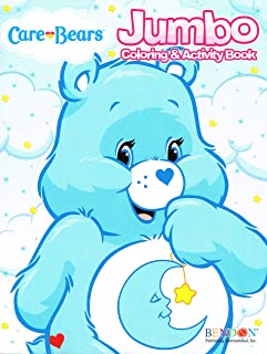 Care Bears Coloring and Activity Book (Assorted)- Assorted C