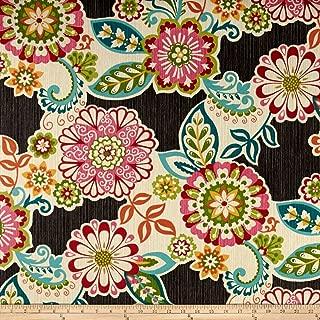 WAVERLY Sun N Shade Solar Energy Outdoor Fabric, Fiesta