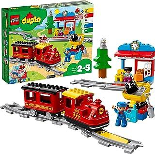 Lego 6213752 Lego Duplo Stoomtrein - 10874, Multicolor